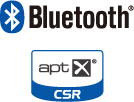 Bluetooth®/apt-X