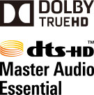 DOLBY TRUE HD/dts-HD Master Audio Essential