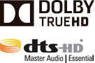 DOLBY TRUE HD/dts-HD™ Master Audio Essential