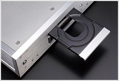 静音・安定感抜群のアルミ製ディスクトレイ